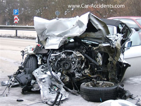 Autobahn Accident: Pic 2