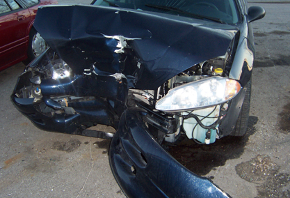 Cell phone Drunk Driving Accident