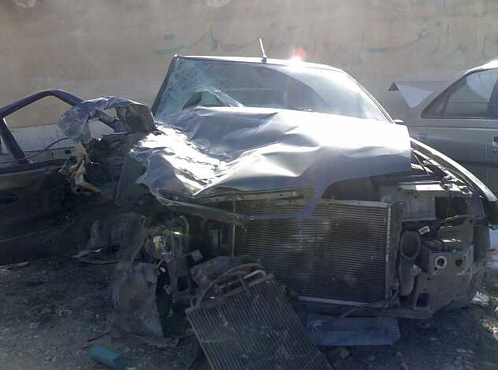 Iran Car Accident