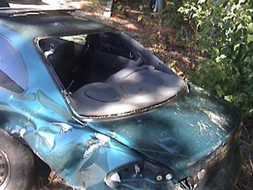 Dodge Avenger Crashed, Accident, Wrecked Salisbury, NC