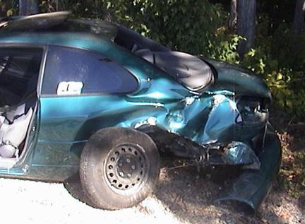 Dodge Avenger Crash: Friday the 13th Accident in Dodge