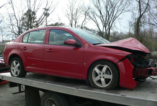 Chevy Cobalt Accident