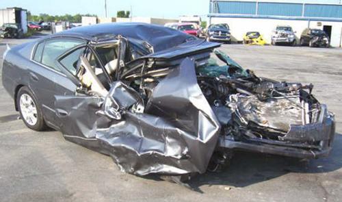 Car Crashes 2011