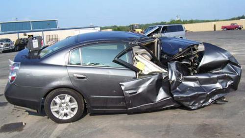 Car Accident Nissan Car Accidents