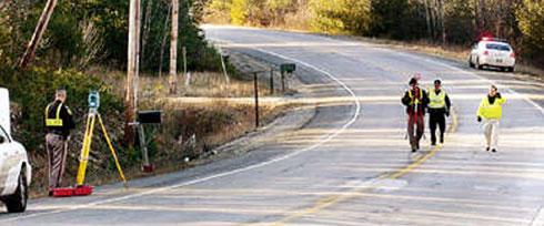 Fatal Accidents Crashed Cars Autos Vehicles Poland Maine