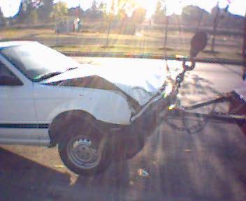Car Crash 4 Car Crash In Mexico