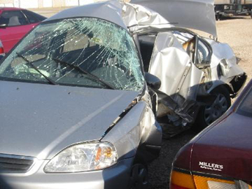 Stomach Pain And Diarrhea After Car Accident