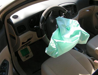 Hyundai Accent Air Bags