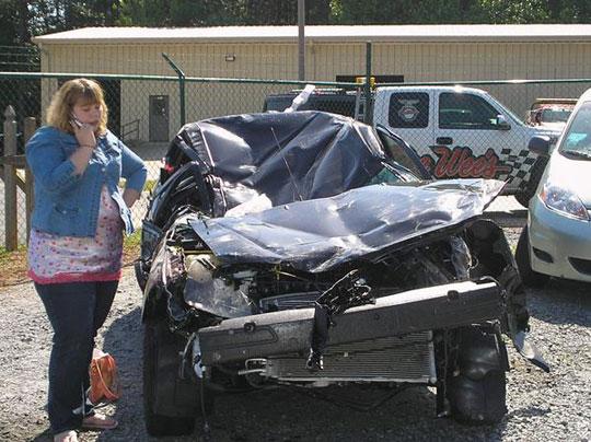 Interstate 75 Crash Atlanta Ga