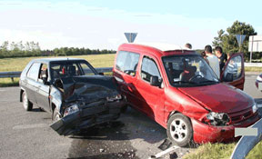 Danish accident