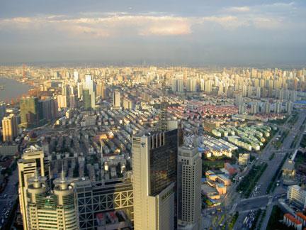 Shanghai tower chinas next tallest building desktop wallpapers