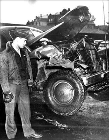 Patton Car accident