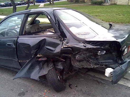 Honda Silver Spring >> Acura Integra Collision Silver Spring Md This poor Acura ...