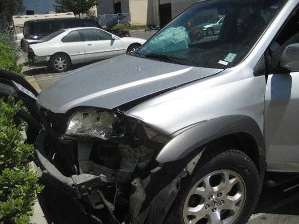 Acura Mdx Accident