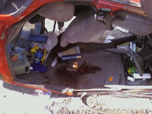 bad wreck jeep