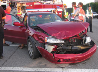 June/May 2008 Crash Car Gallery