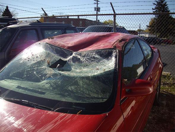 Genoa Il Car Accident