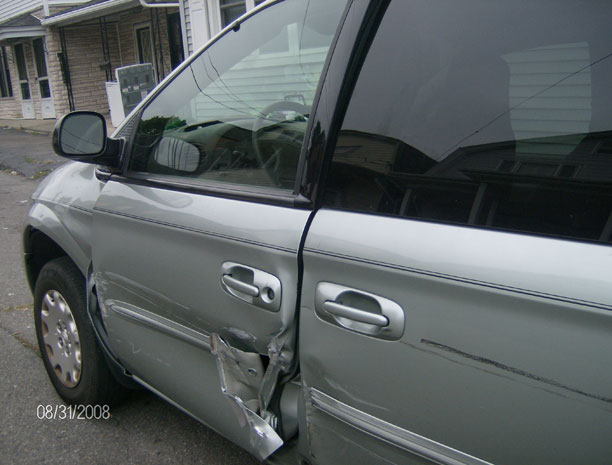 Car Accident Wilkes Barre Pa