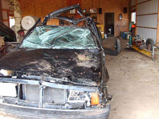 geo tracker rollover crash, accident lawsuits