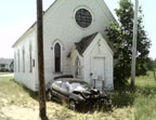 Church crash