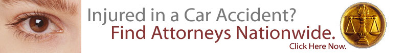 Injury Attorneys for Car Accidents