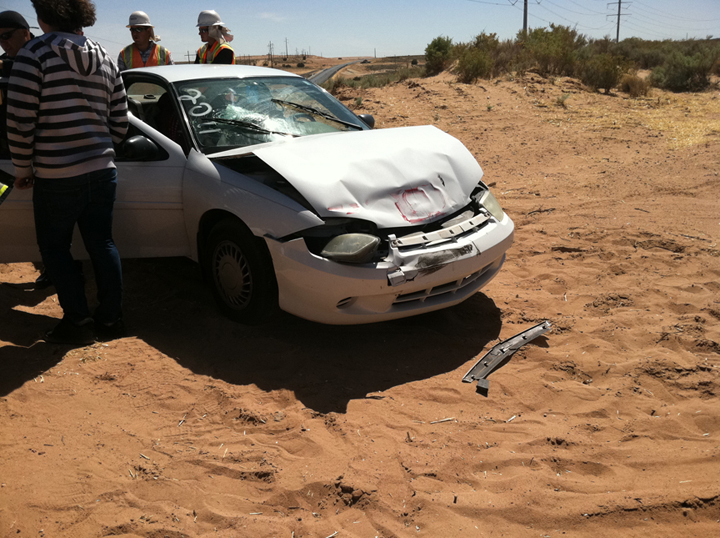 New Mexico crash