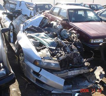 Illinois Car Accidents: Dad Survived Mitsubishi Diamante Accident