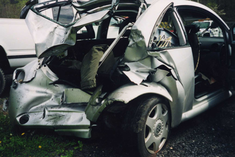 Car Crashes Due To Drunk Driving