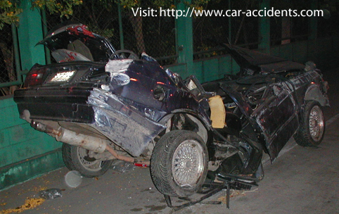 Fatal BMW Car Accident