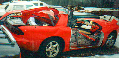Firebird Bad Crash