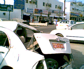Oman accident