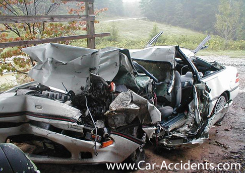Bad Car Crash Pictures