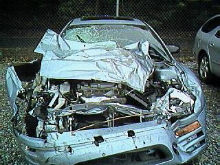Car Totaled In Accident Sue For Worth If Car