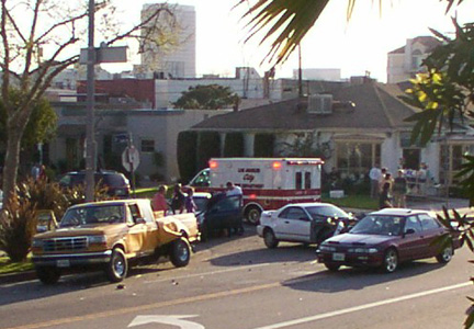 Neighborhood crash ca