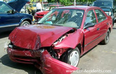 Corolla Car Accidents