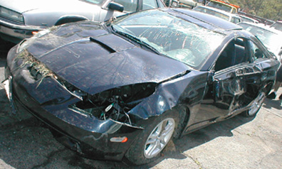 Toyota Celica Accidents