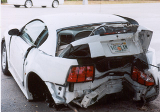 Mustang Car Accidents