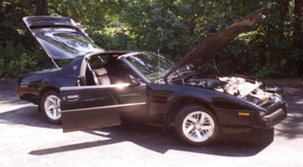 Firebird Accident Crash