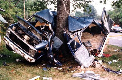 fatal van crash